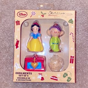 Disney Snow White Ornaments
